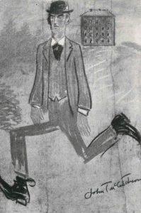 George Ade sketch