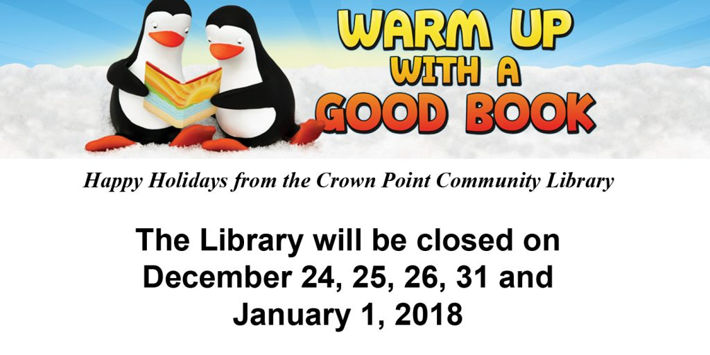 Click to download the Library newsletter!