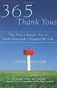 365 Thank Yous - John Kralik