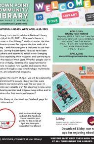 Library Newsletter -